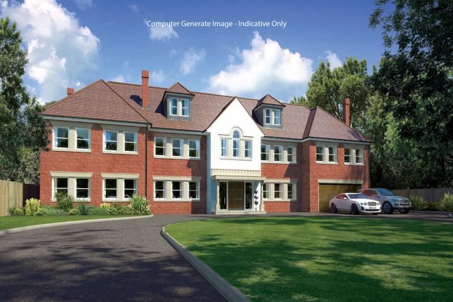 Thumbnail Detached house for sale in Nancy Downs, Oxhey Hall, Watford, Hertfordshire