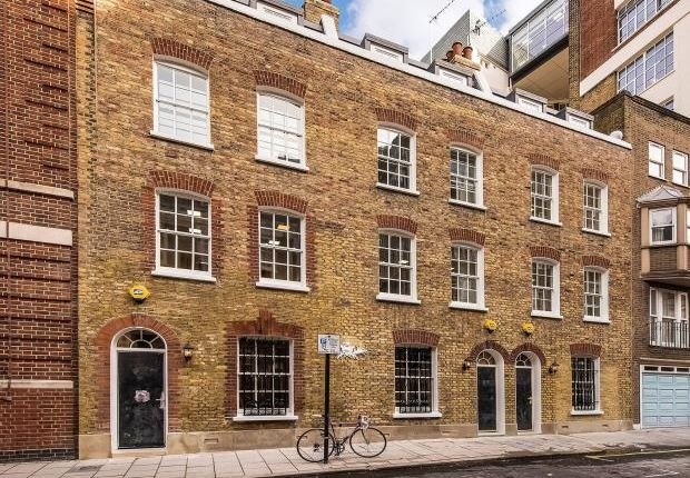 Thumbnail Town house for sale in Romney Street, Westminster