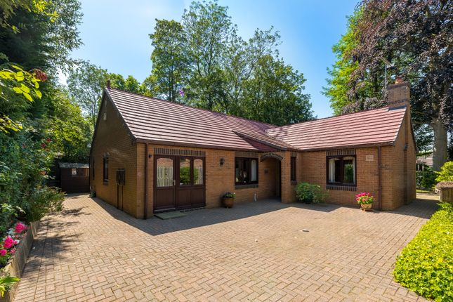 Thumbnail 4 bed bungalow for sale in Church Street, Scothern, Lincoln, Lincolnshire