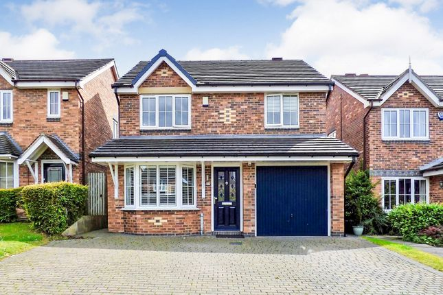 Thumbnail Detached house for sale in Higham Way, Garforth