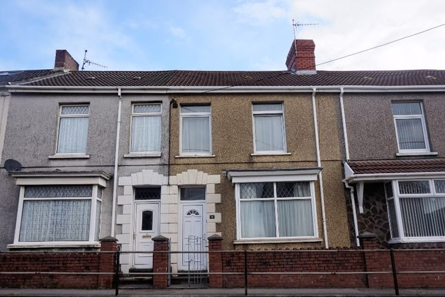 Thumbnail Terraced house for sale in Capel Isaf Road, Llanelli