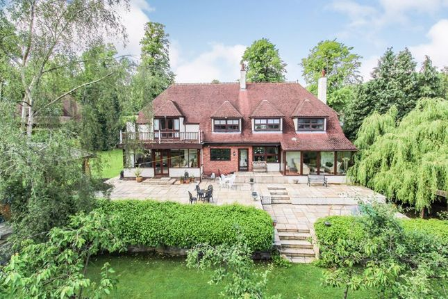 Thumbnail Detached house for sale in Clay Lake, Endon