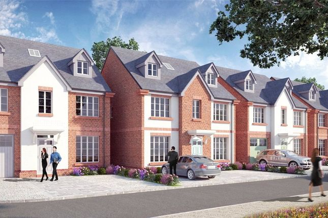 Thumbnail Detached house for sale in Plots 3 Birch House Close, Green Lane, Mossley Hill