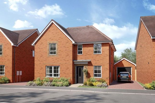 """4 bed detached house for sale in """"Radcliffe"""" at Sulgrave Street, Barton Seagrave, Kettering NN15"""