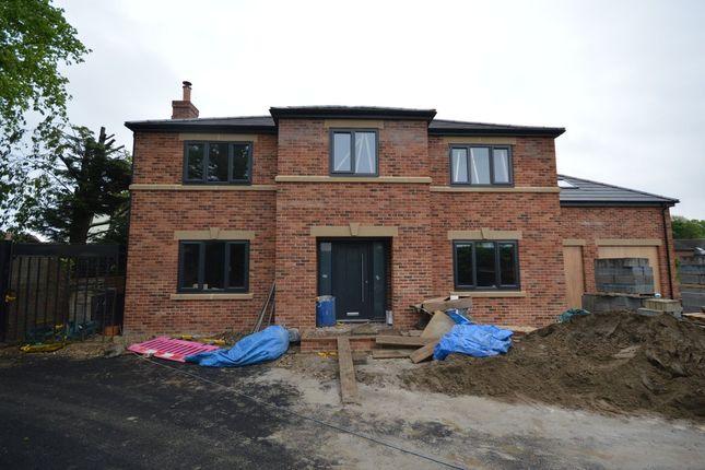 Thumbnail Detached house for sale in Belgrave Avenue, Ossett