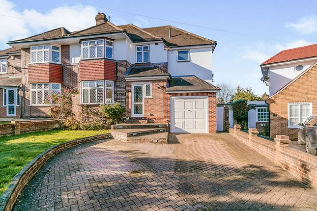 Thumbnail Semi-detached house for sale in North Close, Bexleyheath
