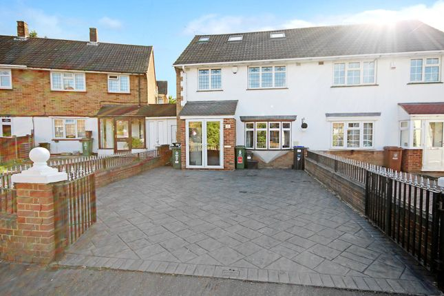 Thumbnail Semi-detached house for sale in Keston Close, Welling, Kent