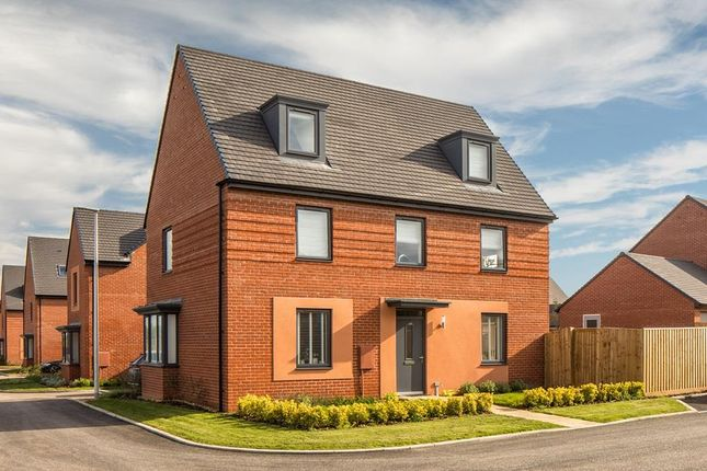 """Thumbnail Detached house for sale in """"Maddoc"""" at Langaton Lane, Pinhoe, Exeter"""