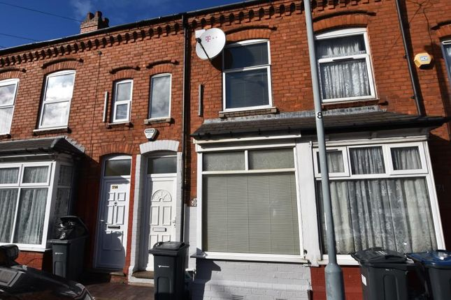 Thumbnail Property to rent in Kitchener Road, Selly Park, Birmingham