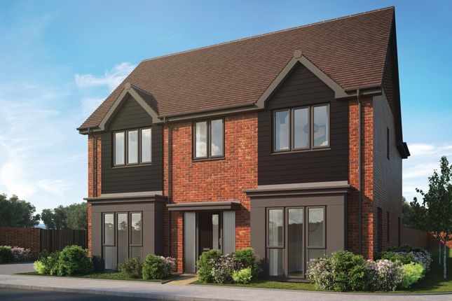 """Thumbnail Detached house for sale in """"Notley"""" at Old Wokingham Road, Crowthorne"""