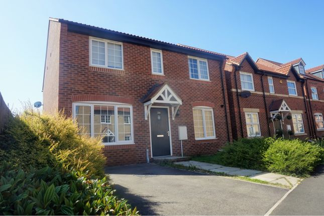 Thumbnail Detached house for sale in Slipton Road, Burton Latimer