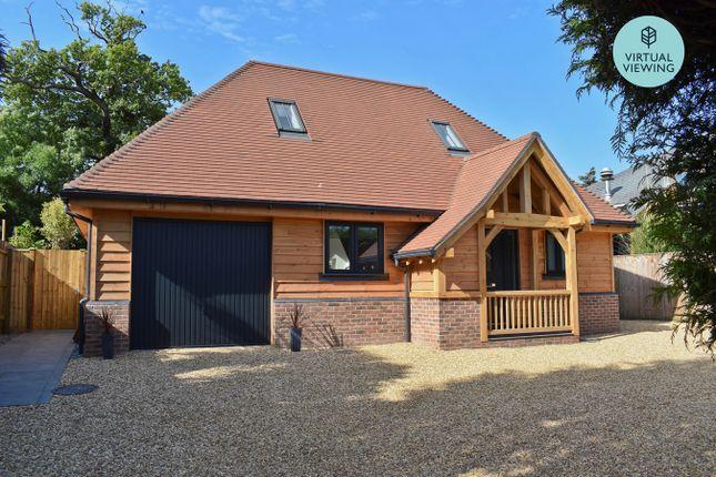 Thumbnail Detached house for sale in Brookley Road, Brockenhurst