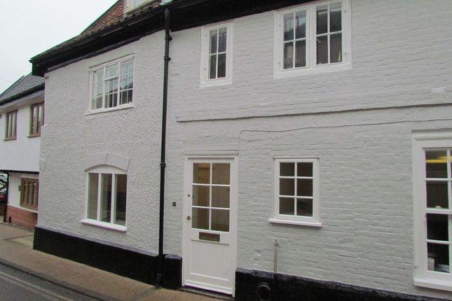 Thumbnail Flat to rent in Chediston Street, Halesworth