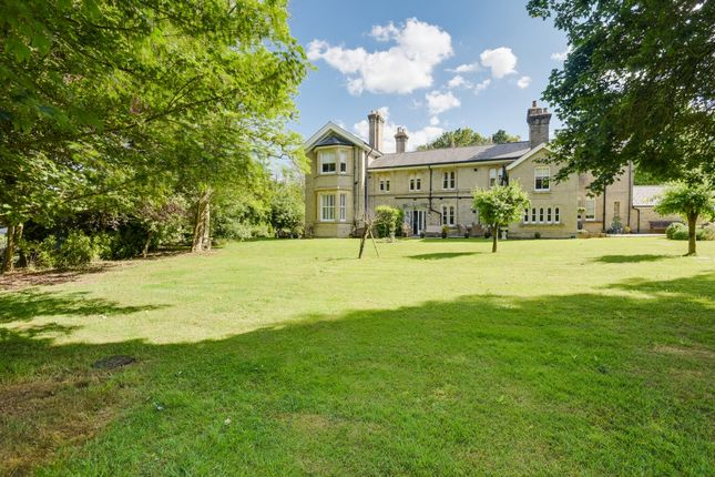 Thumbnail Flat for sale in Little Walden Hall, Little Walden, Saffron Walden, Essex