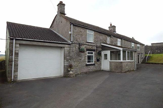 Thumbnail Detached house for sale in Eldon Lane End Farm, Nr Buxton, Derbyshire