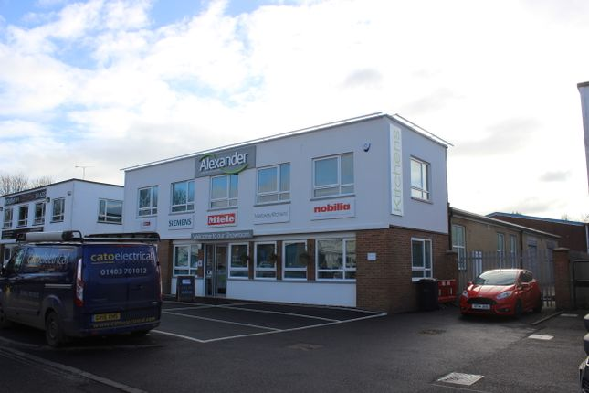 Thumbnail Office to let in Unit H, Foundry Close, Horsham