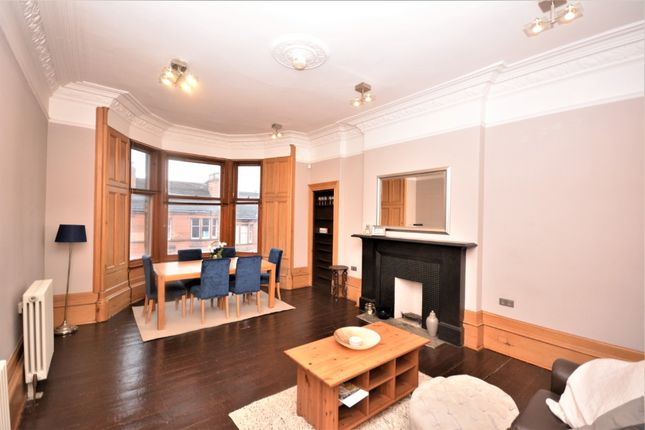 Thumbnail Flat for sale in Highburgh Road, Flat 3/3, Dowanhill, Glasgow