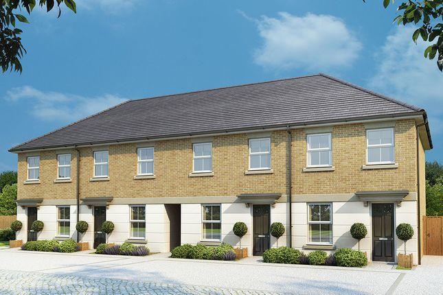 "Thumbnail End terrace house for sale in ""Cadogan"" at Ninelands Lane, Garforth, Leeds"