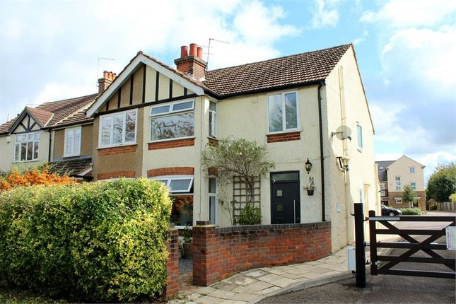 3 bed semi-detached house for sale in Sandridge Road, St Albans, Hertfordshire