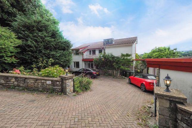 Thumbnail Detached house for sale in Long Ashton Road, Long Ashton, Bristol