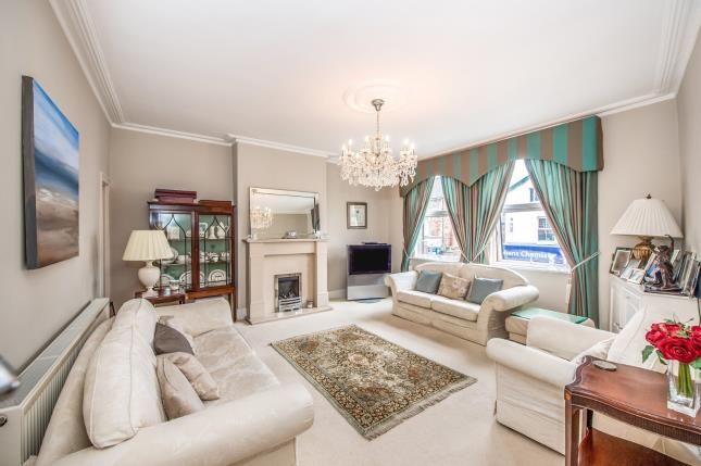 Lounge of Bridge Road, Crosby, Liverpool, Merseyside L23