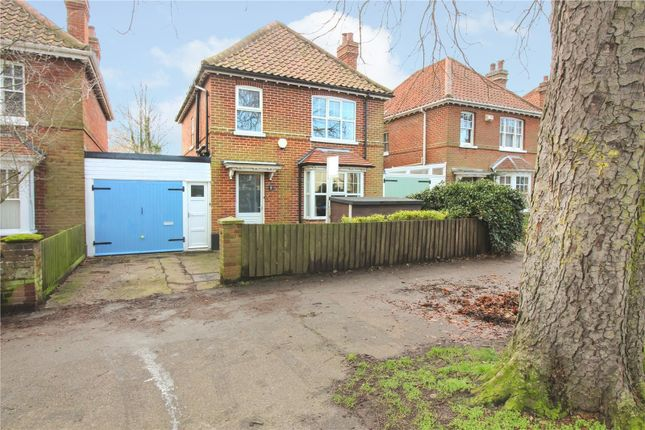 Thumbnail Detached house for sale in The Avenues, Norwich
