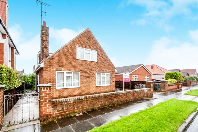 Thumbnail Detached bungalow for sale in Queensberry Avenue, Hartlepool