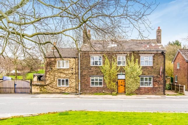 Thumbnail Detached house for sale in Rochdale Road, Middleton, Manchester, Greater Manchester