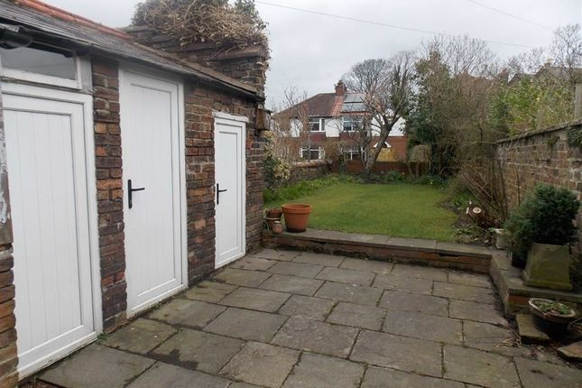 Thumbnail Terraced house to rent in Cheviot Road, Stanwix, Carlisle