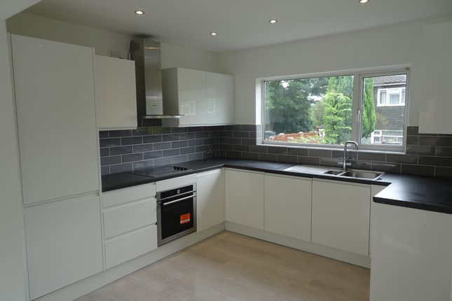 Thumbnail Terraced house to rent in Bygrove, New Addington, Croydon