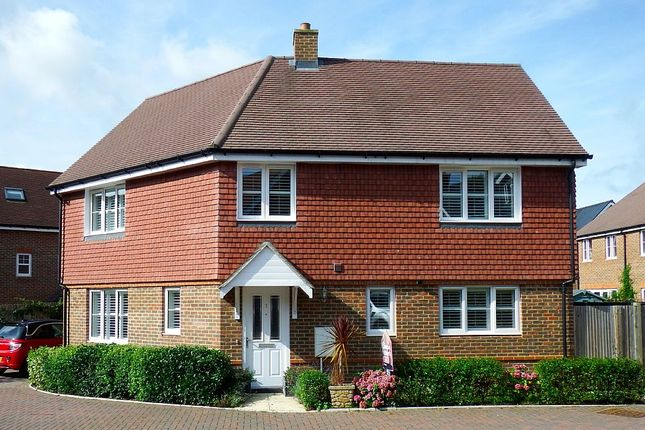 Thumbnail Detached house for sale in 7, Cobham Field, Five Ash Down, Uckfield, East Sussex