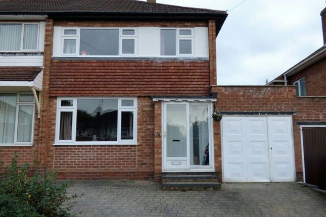 3 bed semi-detached house for sale in Forest Close, Lickey End, Bromsgrove