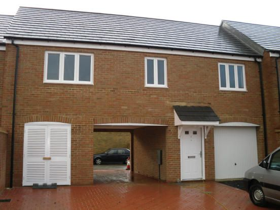 Thumbnail End terrace house to rent in Downsberry Road, Ashford, Kent