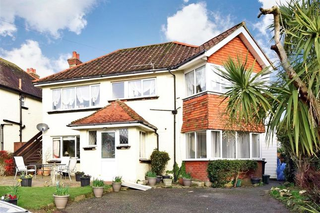 Thumbnail Detached house for sale in Clarence Gardens, Shanklin, Isle Of Wight