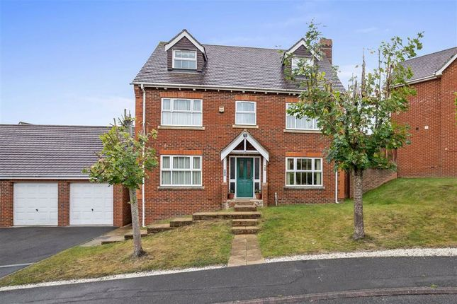 Thumbnail Detached house for sale in House Meadow, Ashford, Kent