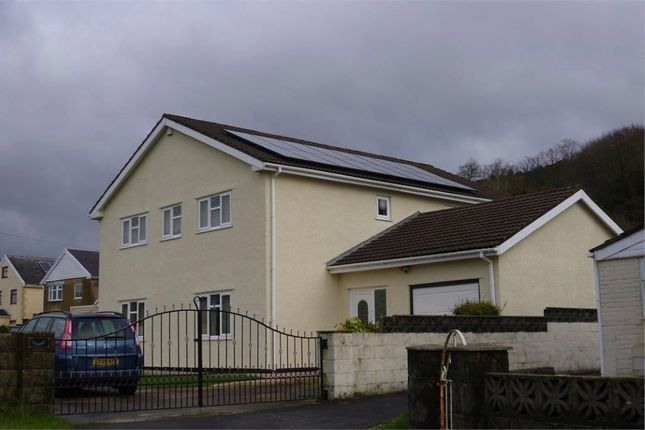 Thumbnail Detached house for sale in Llys Mynydd, Mill View, Garth, Maesteg, Mid Glamorgan
