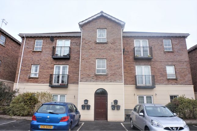 Thumbnail Flat for sale in Mount Eagles Square, Belfast