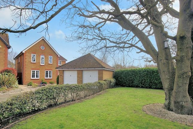 Thumbnail Detached house for sale in Chatham Close, Priddys Hard