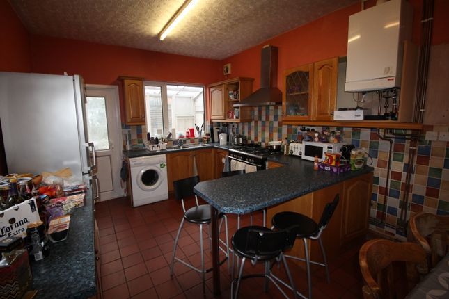 Thumbnail Semi-detached house to rent in Park Road, Nottingham