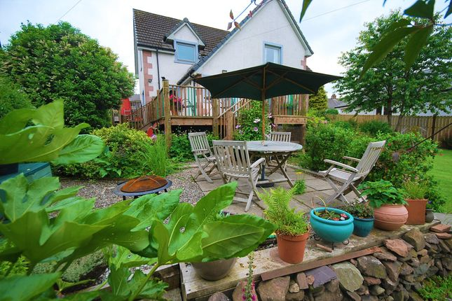 Thumbnail Detached house for sale in Queens Ferry Road, Muthill