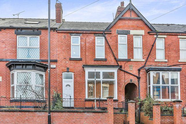 Thumbnail Terraced house for sale in Scott Road, Sheffield