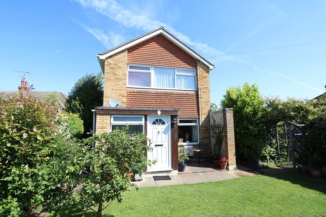 Thumbnail Detached house for sale in The Chase, Hadleigh, Benfleet