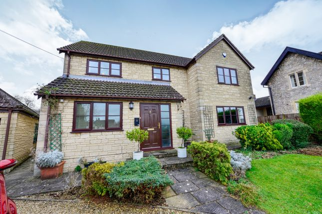 Thumbnail Detached house to rent in Hinton, Chippenham