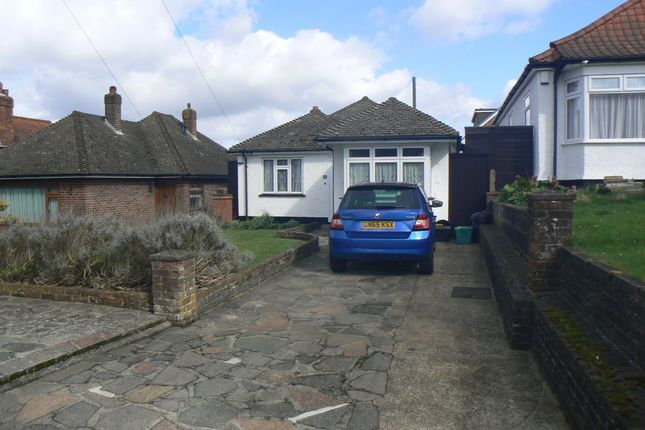 Thumbnail Detached bungalow for sale in Worlds End Lane, Chelsfield, Orpington