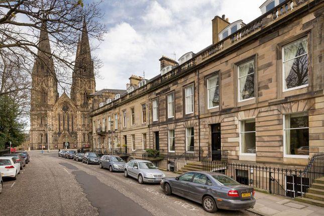 Thumbnail Maisonette for sale in 5/1 Lansdowne Crescent, Edinburgh