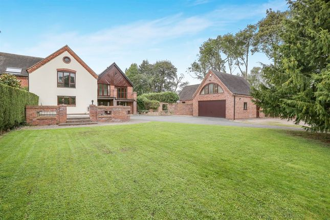 Thumbnail Barn conversion for sale in The Hayrick, Acton, Stourport-On-Severn