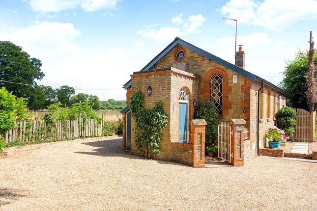 Thumbnail Detached house for sale in The Old Chapel, Newfound, Basingstoke
