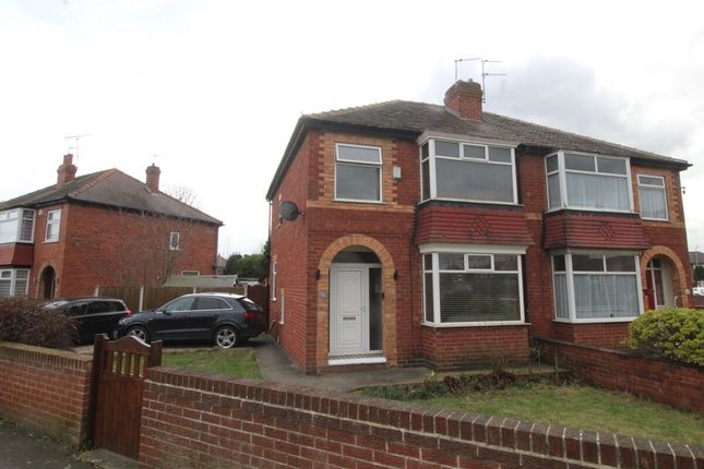 Thumbnail Semi-detached house for sale in Ardeen Road, Intake, Doncaster
