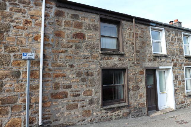 Thumbnail Terraced house for sale in Pendarves Street, Tuckingmill, Camborne