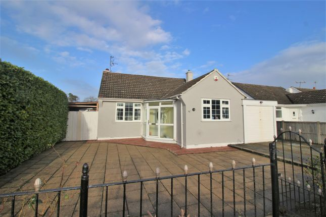 Thumbnail Detached bungalow for sale in Wimborne Avenue, Irby, Wirral